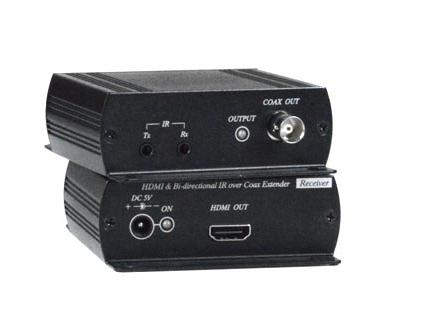 XTENDEX® HDIR-COAX (Local & Remote)