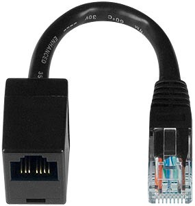 Adapter to Connect SUN/Cisco RJ45 Serial Ports to the SERIMUX