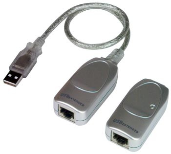 XTENDEX® USB-C5-LC (Remote & Local Unit)